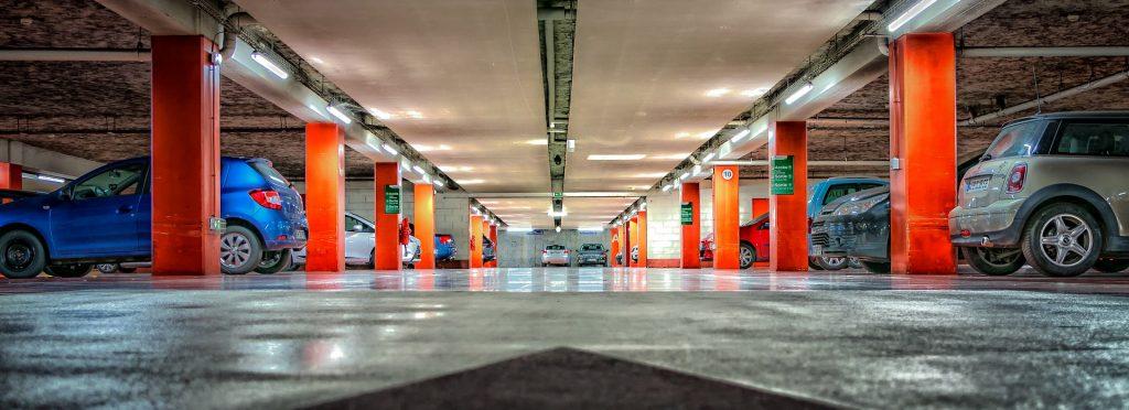 Multi Storey Car Park | Goodwill Car Donations