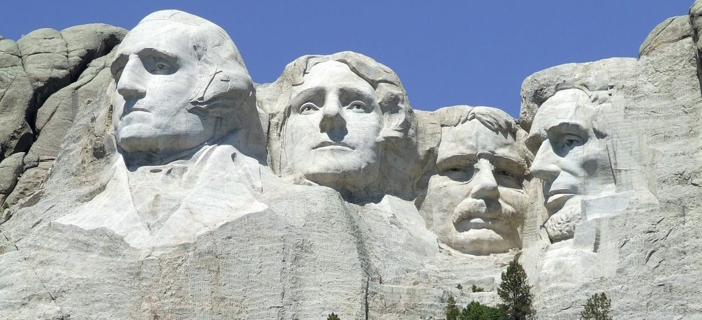 Mount Rushmore, South Dakota - GoodwillCarDonation.org