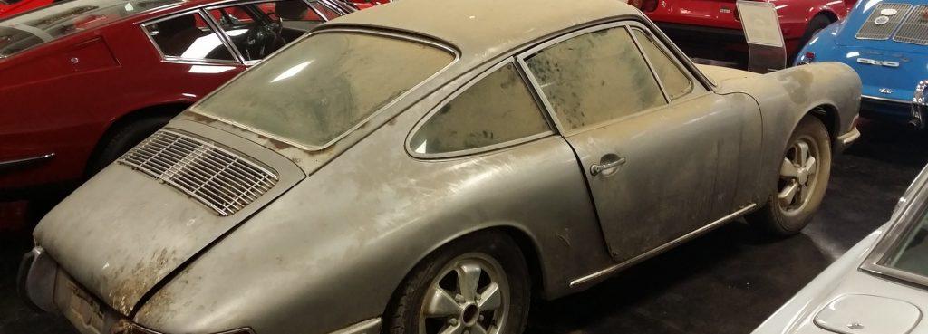 Old Porsche in Oklahoma - GoodwillCarDonation.org