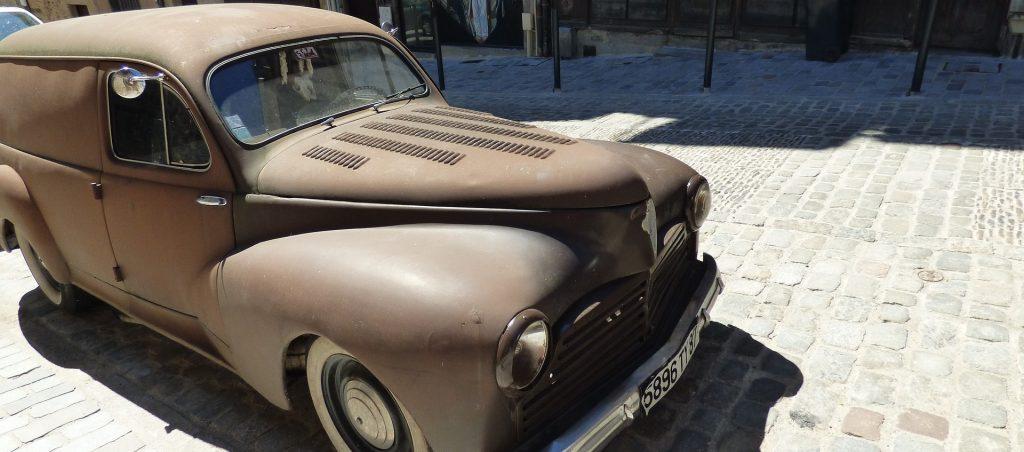Old Car in South Dakota - GoodwillCarDonation.org