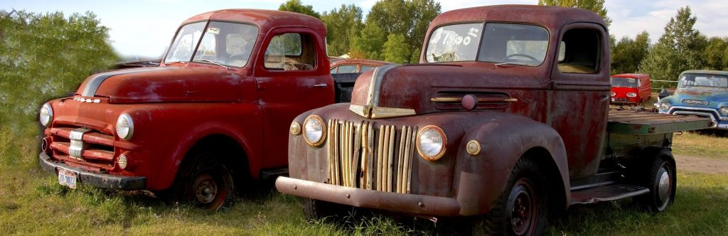 Oldtimer Trucks in Montana - GoodwillCarDonation.org