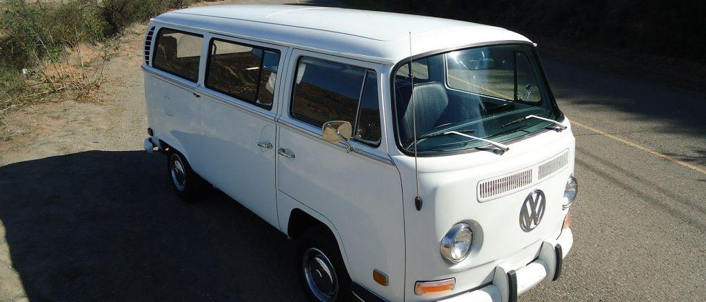 Volkswagen Bus in Rhode Island - GoodwillCarDonation.org