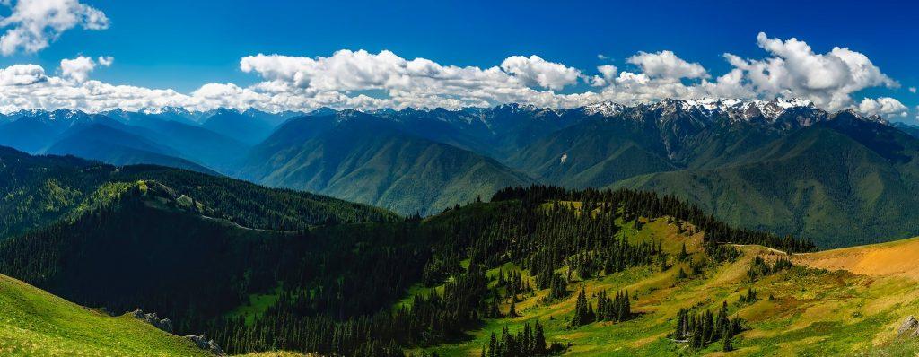 Mountains in Washington - GoodwillCarDonation.org