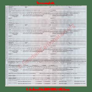 FL- Certificate of Title (HSMV 82250, 4-00)- Reverse | Goodwill Car Donations