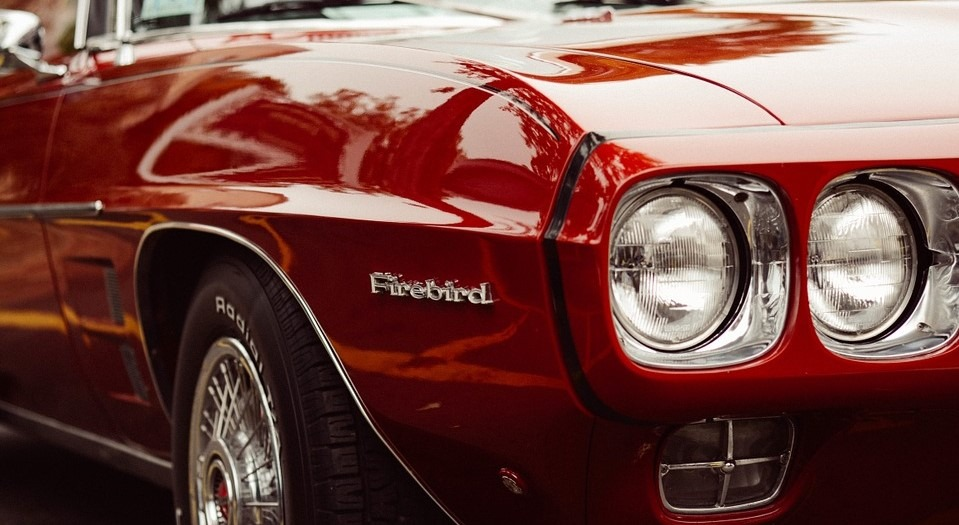 Red Classic Firebird in Clewiston, Florida | Goodwill Car Donations