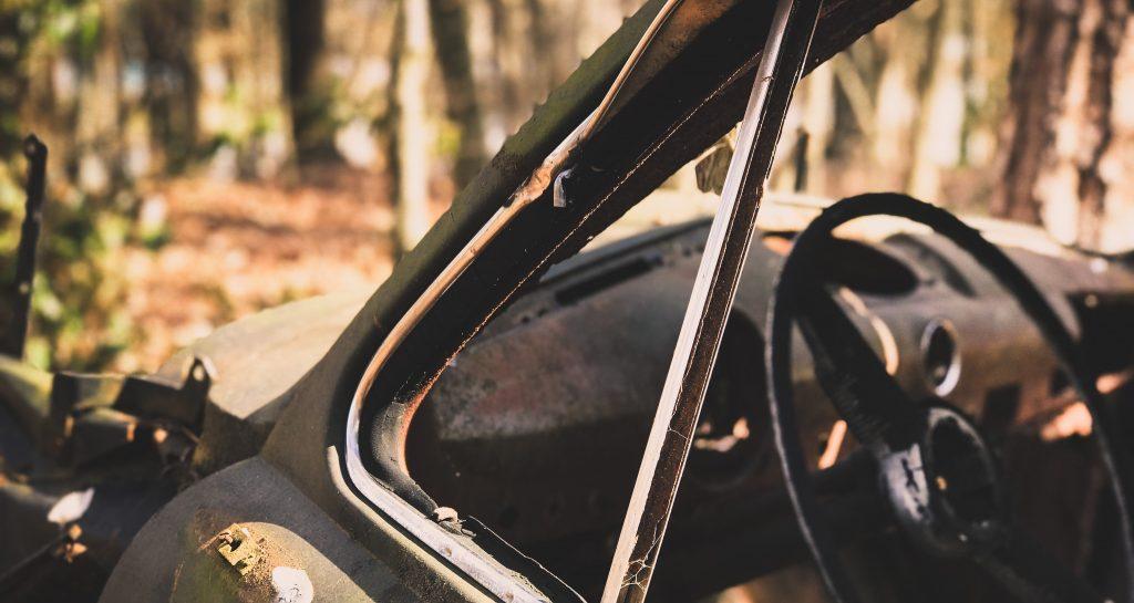 Old Car in Camden, SC   Goodwill Car Donations