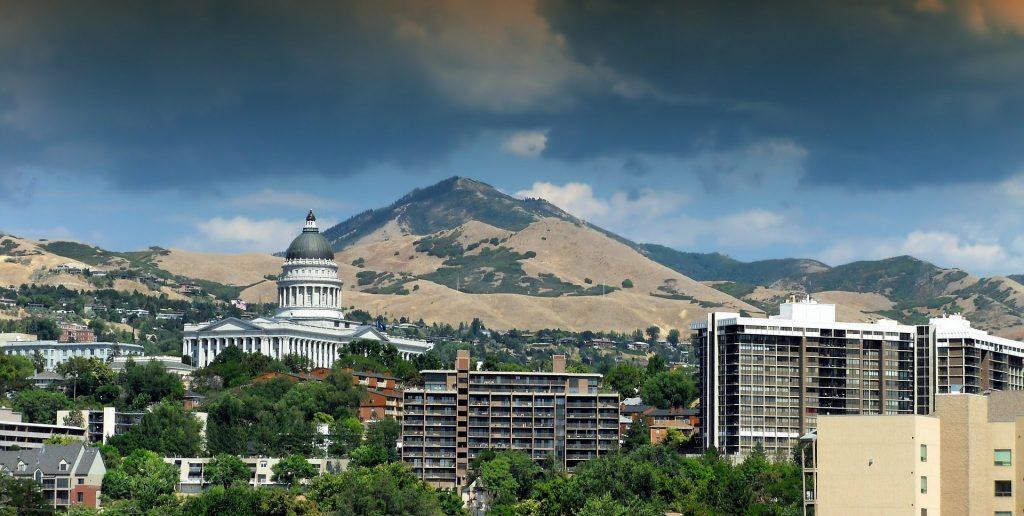 Salt Lake City Skyline | Goodwill Car Donations