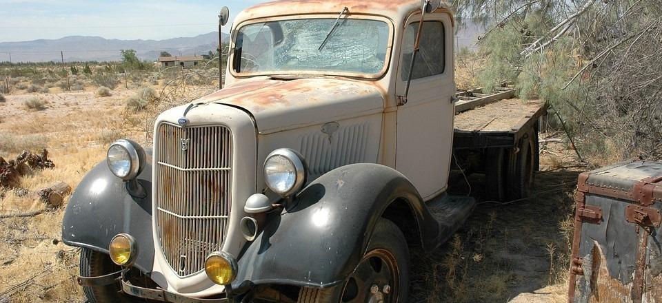 Oldtimer Car in Sanibel, Florida   Goodwill Car Donations