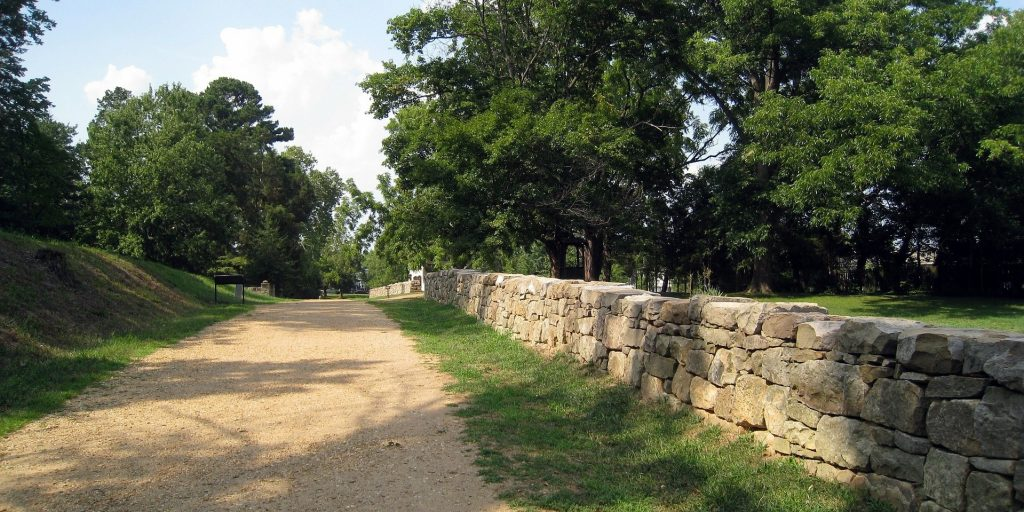 Sunken Road in Fredericksburg, Virginia | Goodwill Car Donations