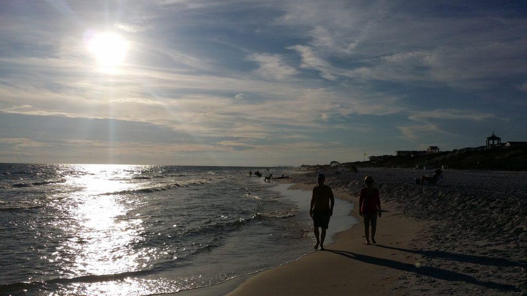 View from Santa Rosa Beach, Florida | Goodwill Car Donations