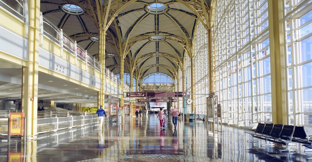 Airport in Alexandria, Virginia  | Goodwill Car Donations