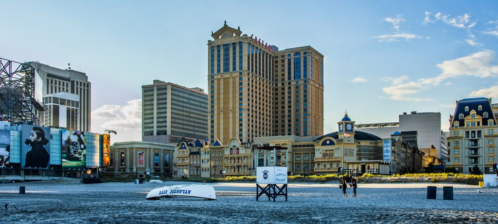 View of the Atlantic City in New Jersey | Goodwill Car Donations