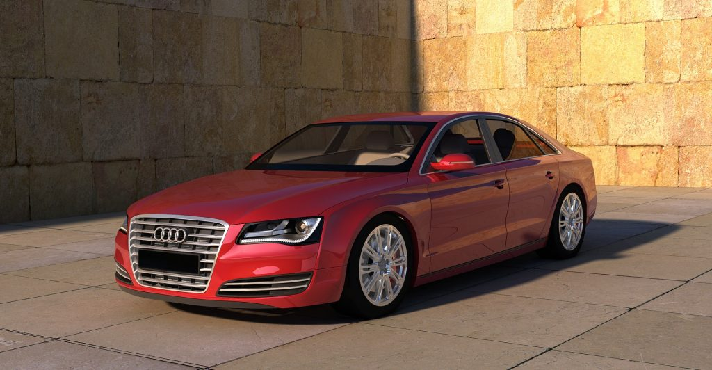 Red Audi in Apple Valley, Minnesota | Goodwill Car Donations