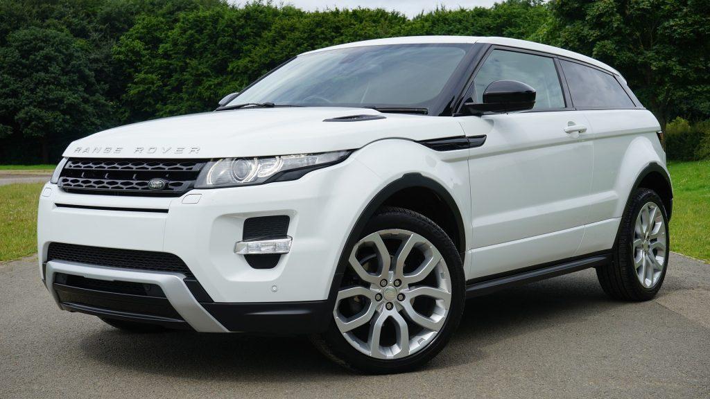 White Range Rover in Hanahan, South Carolina | Goodwill Car Donations