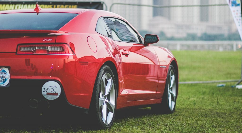 Red Sports Car in Harrisburg, Pennsylvania | Goodwill Car Donations