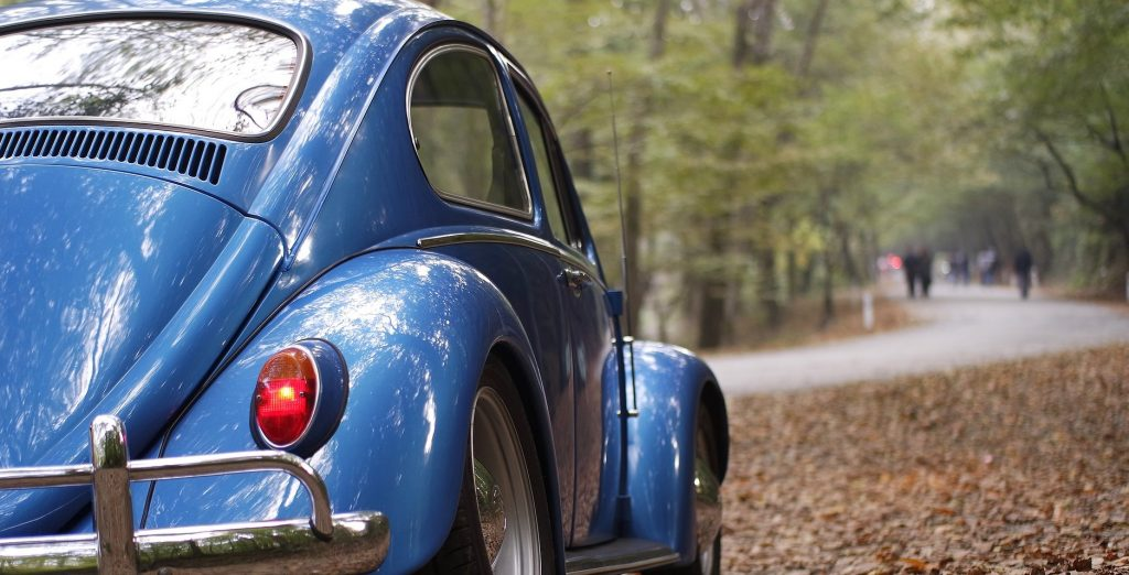 Oldtimer Beetle in Bainbridge, Georgia | Goodwill Car Donations