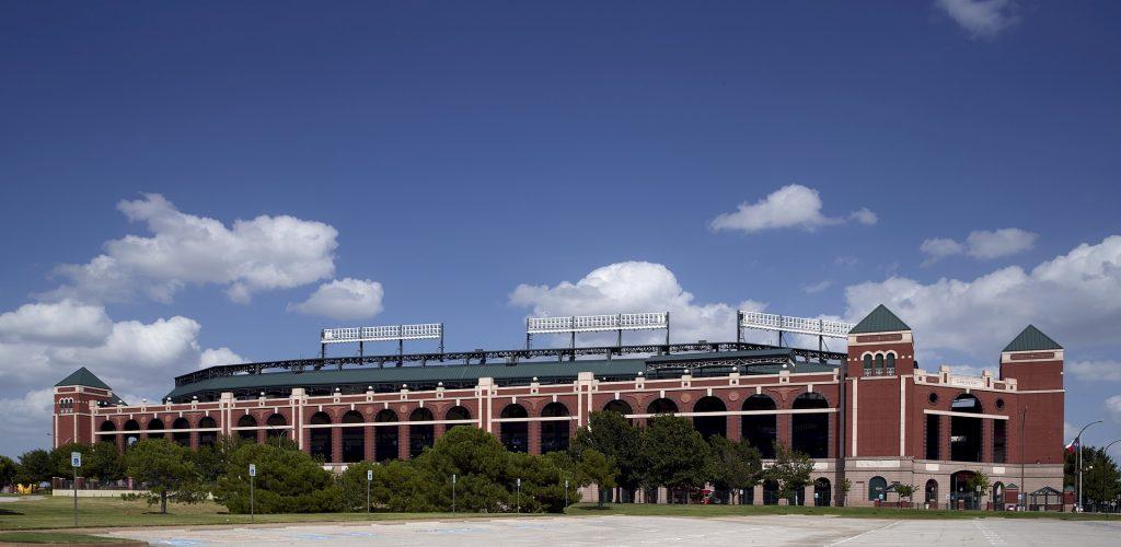 Local Baseball Stadium in Arlington, Texas | Goodwill Car Donations