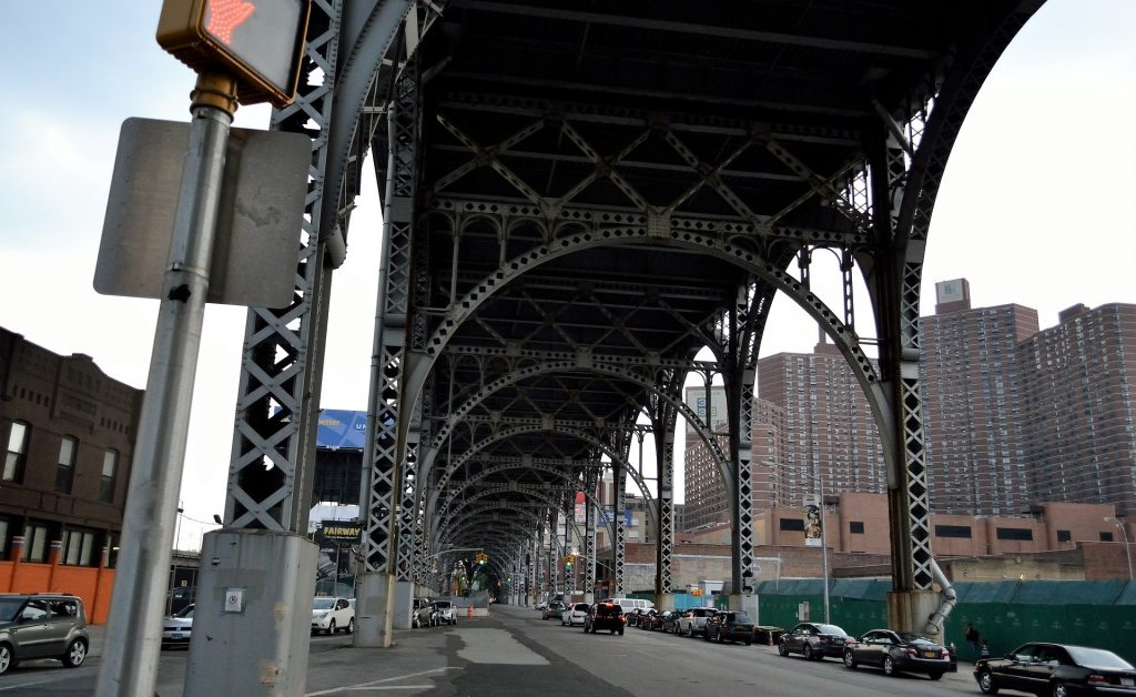Bridge in Harlem, New York | Goodwill Car Donations