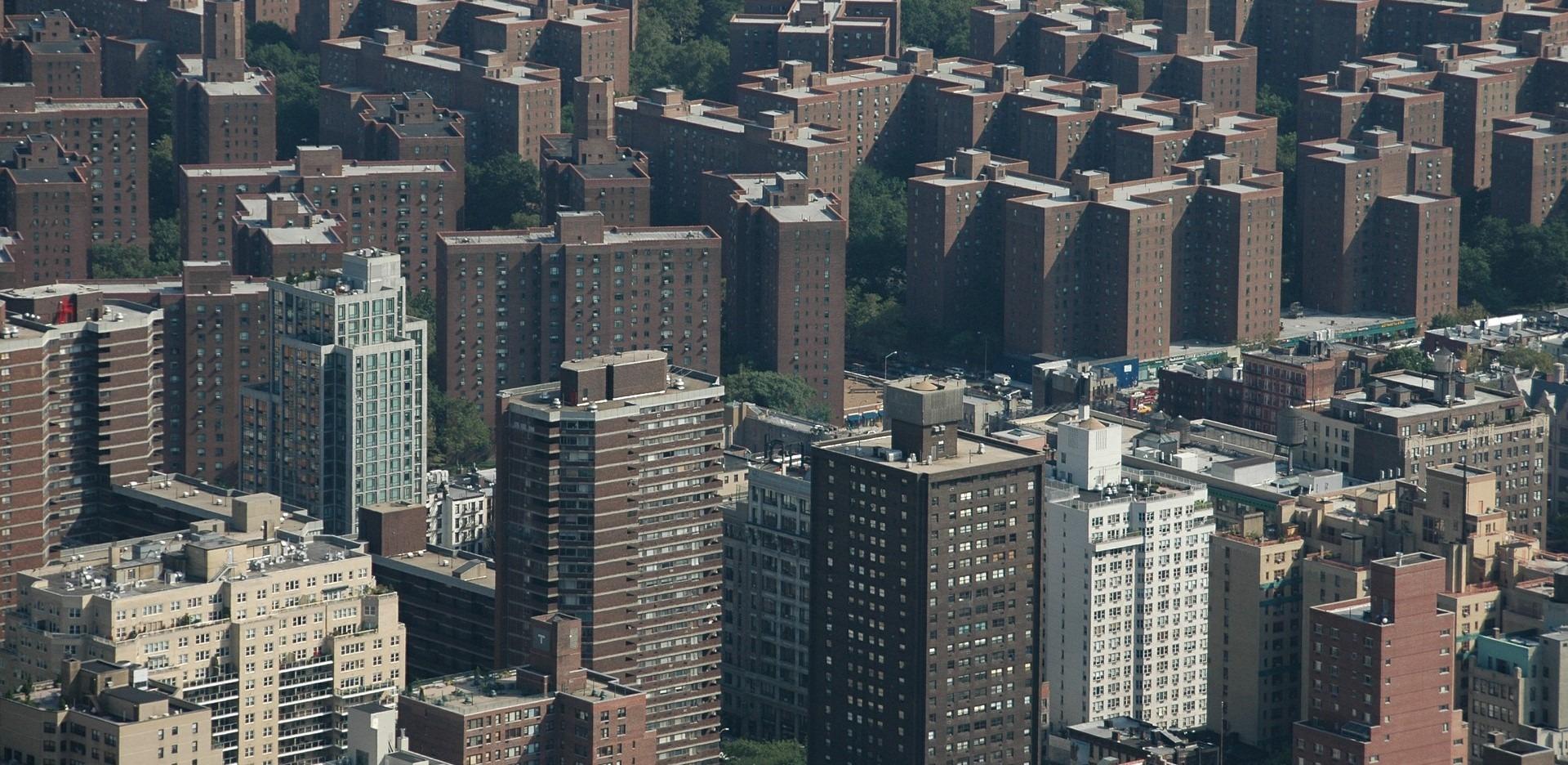 View of Suburb Skyline in Bronx, New York - GoodwillCarDonation.org