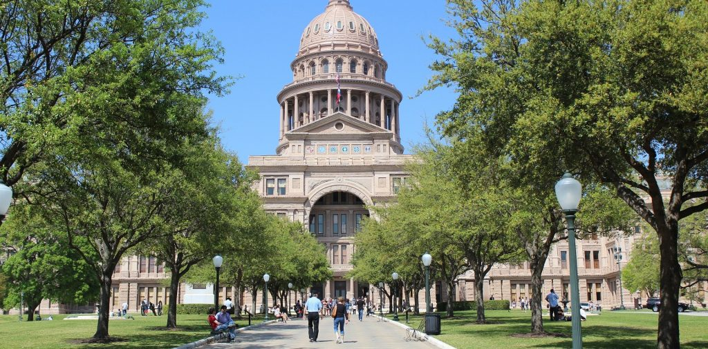 The Capitol Building in Austin Texas | Goodwill Car Donations