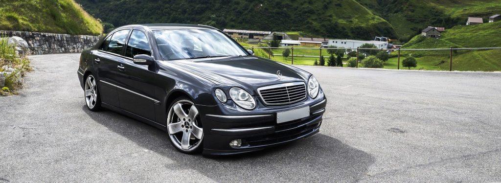 Classic Black Mercedes-Benz in Claxton, Georgia   Goodwill Car Donations