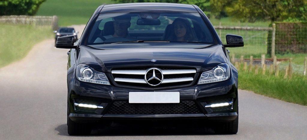Black Mercedes-Benz in Concord, North Carolina | Goodwill Car Donations