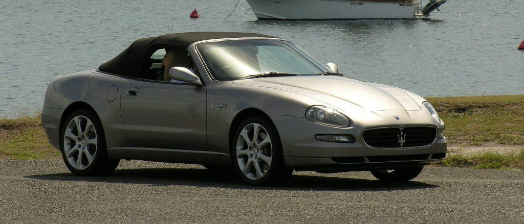 Convertible Maserati in Concord, North Carolina | Goodwill Car Donations