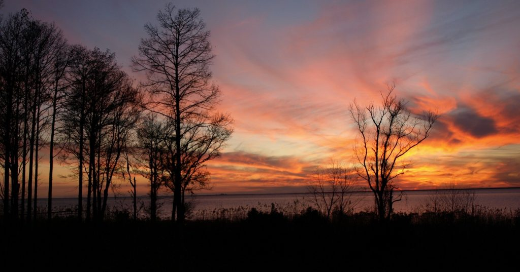 Sunset in Daphne, Alabama | Goodwill Car Donations