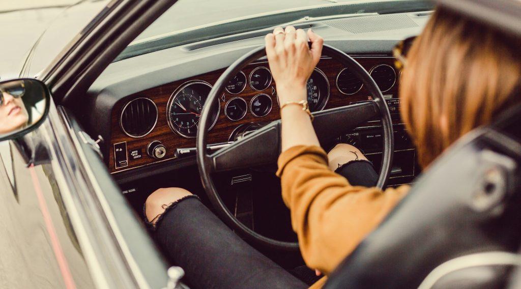 Driving Oldtimer Car in Darlington, South Carolina | Goodwill Car Donations