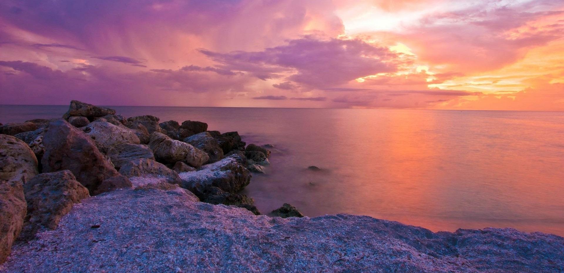 Sunset in Ellenton, Florida - GoodwillCarDonation.org