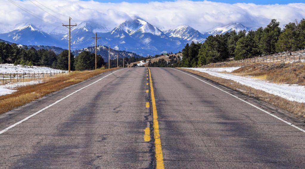 Highway in Falcon, Colorado | Goodwill Car Donations