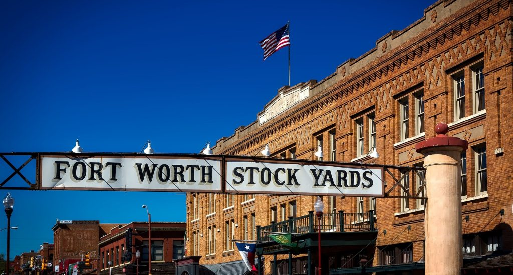 Stock Yards in Forth Worth, Texas | Goodwill Car Donations