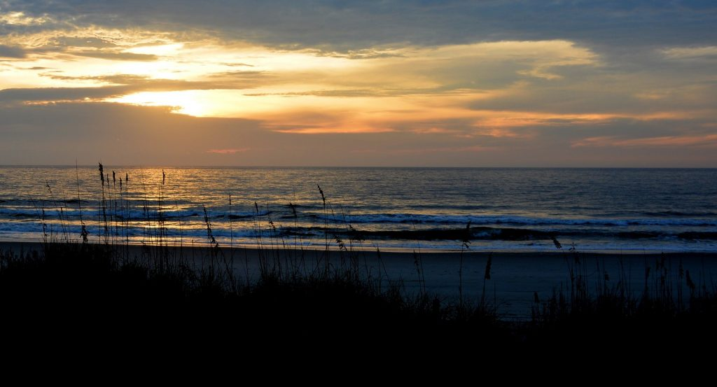 Sunset in Georgetown, South Carolina | Goodwill Car Donations
