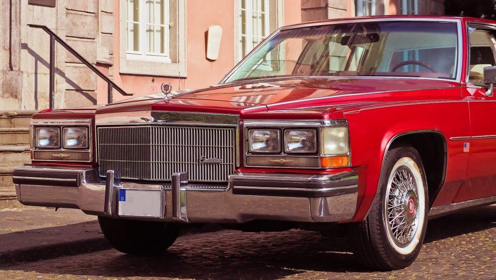 Oldtimer Car in Grand Prairie, Texas | Goodwill Car Donations