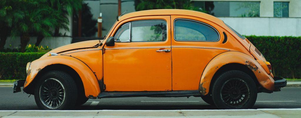 Classic Orang Oldtimer Car in Gulf Breeze, Alabama | Goodwill Car Donations