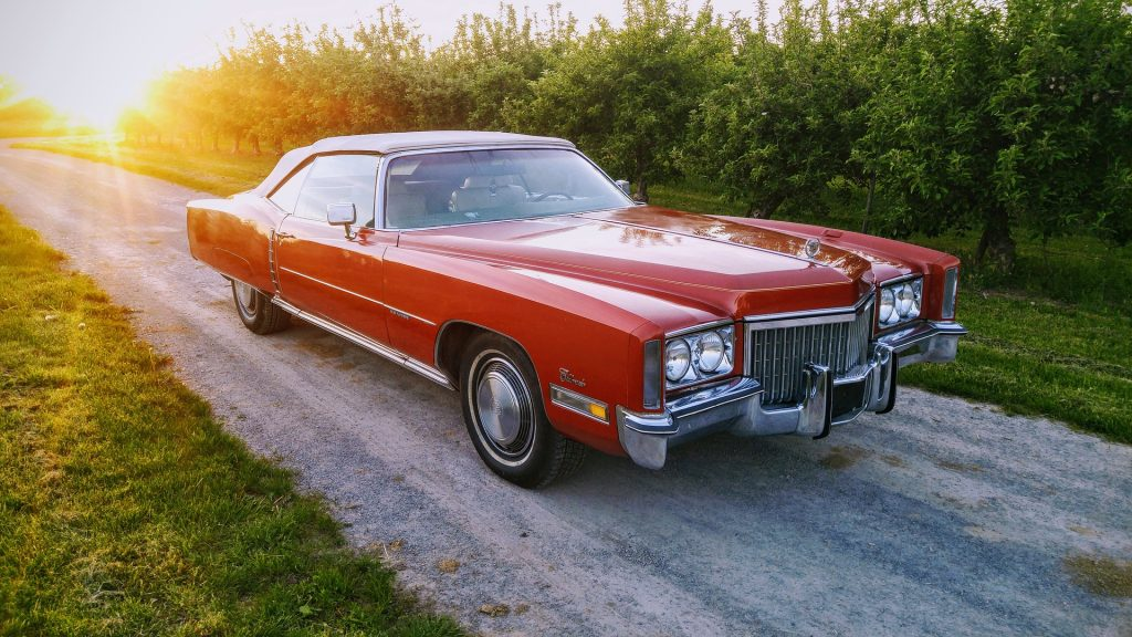 Oldtimer Car in Hermitage, Tennessee | Goodwill Car Donations