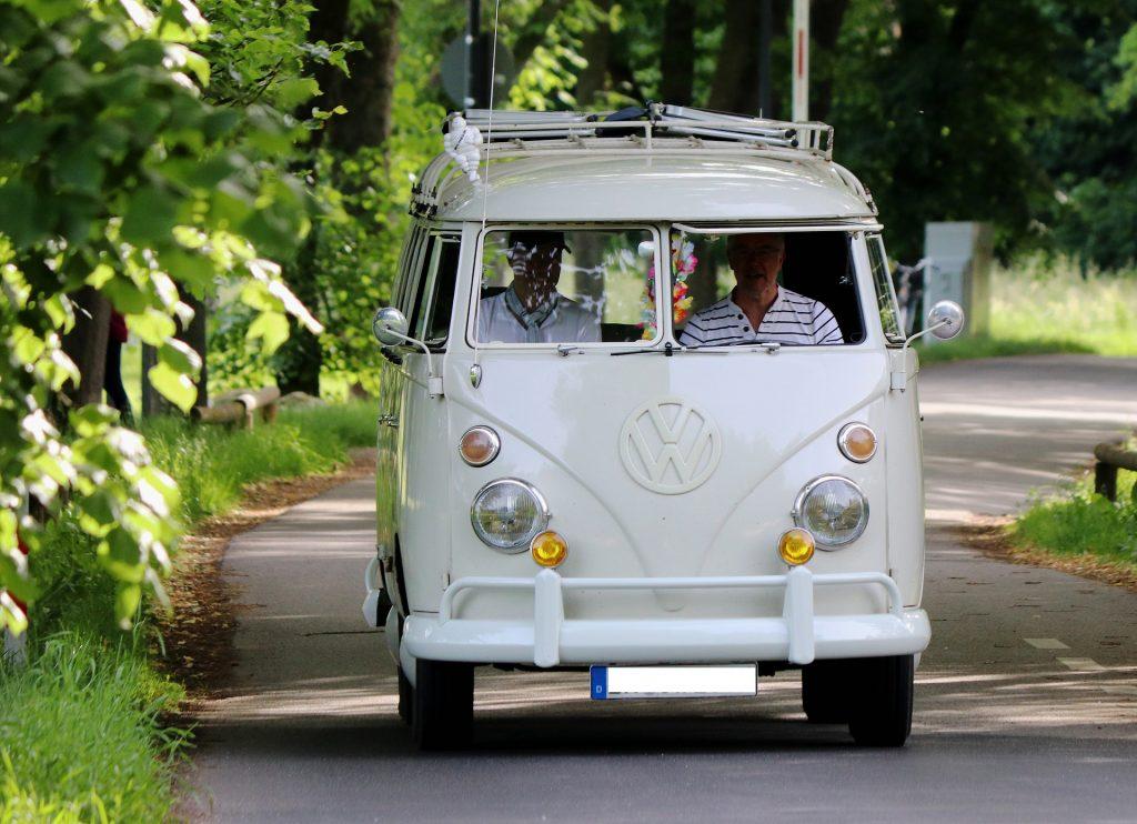 Oldtimer Volkswagen in Herndon, Virginia | Goodwill Car Donations