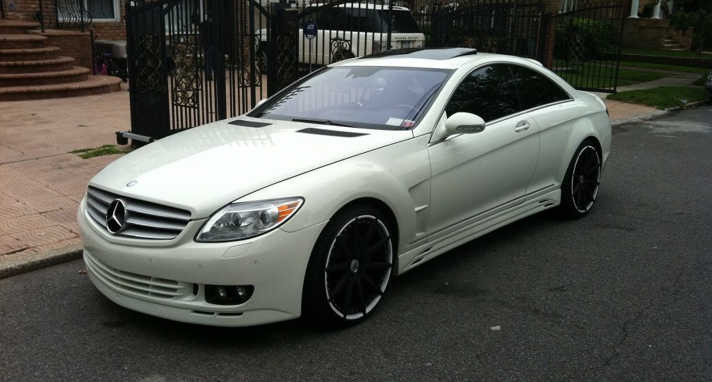 White Mercedes-Benz in Johns Island, South Carolina | Goodwill Car Donations