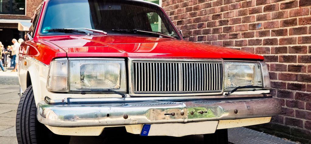Oldtimer Car in Kingston, New York | Goodwill Car Donations
