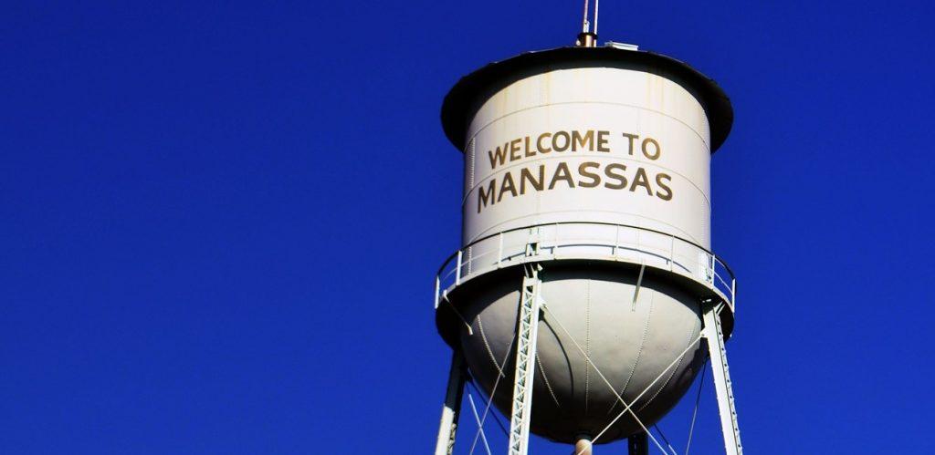 Water Tank Signage in Manassas, Virginia   Goodwill Car Donations