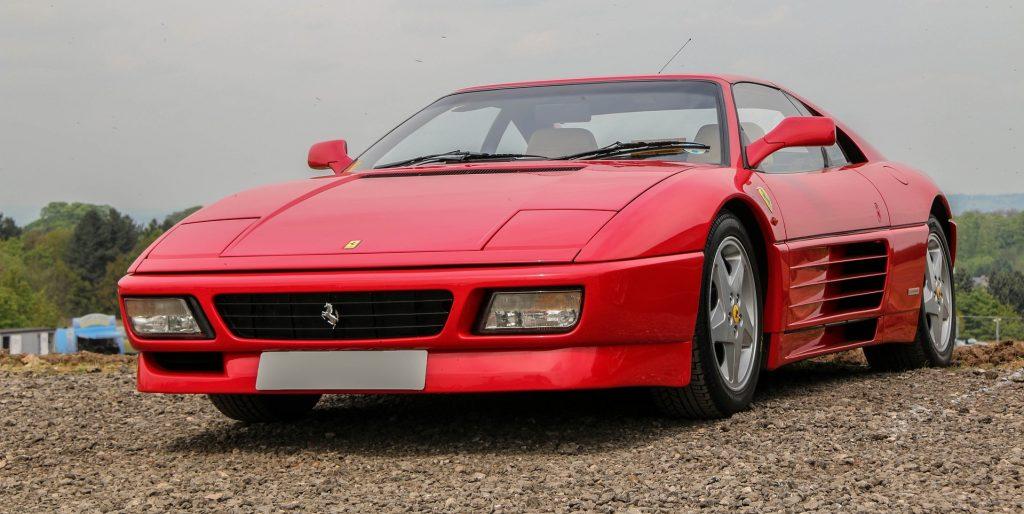 Oldtimer Ferrari in Moore, South Carolina   Goodwill Car Donations