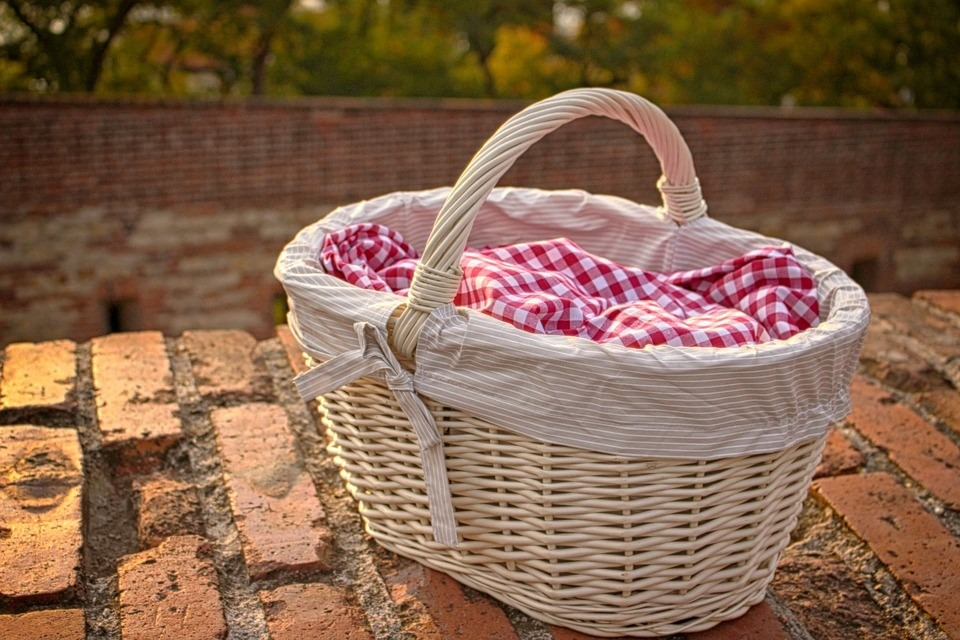 Picnic Basket on a National Picnic Month | Goodwill Car Donations