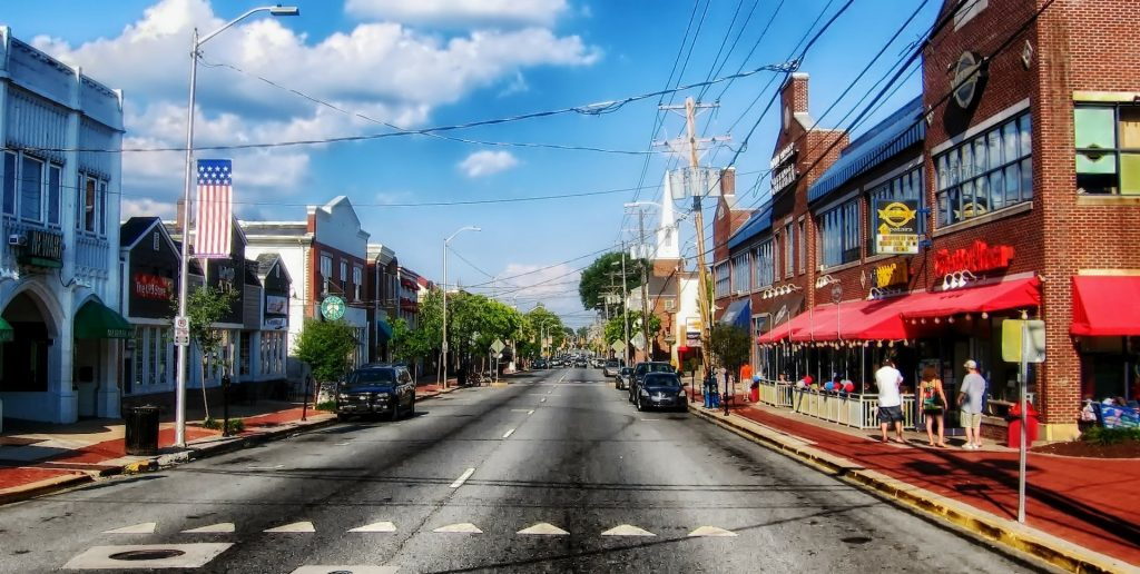 Streets in Newark, Delaware | Goodwill Car Donations