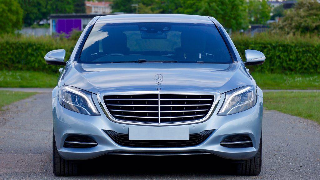 Silver Mercedes-Benz in Newark, New Jersey | Goodwill Car Donations