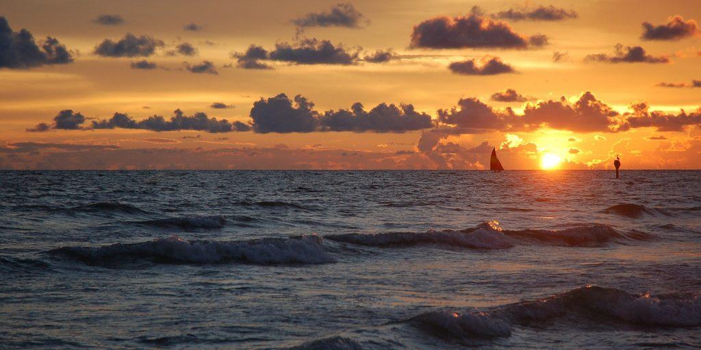 Sunset in Nokomis, Florida | Goodwill Car Donations