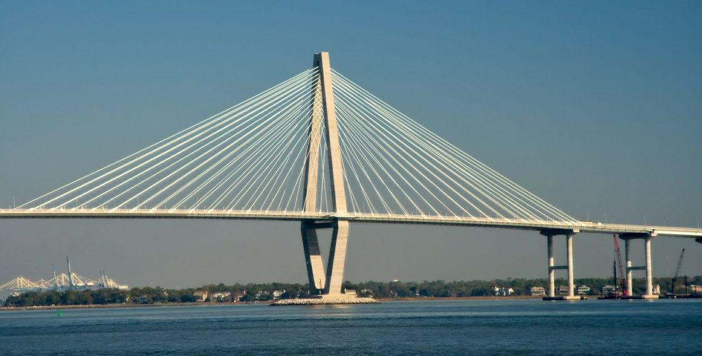Bridge in North Charleston, South Carolina   Goodwill Car Donations