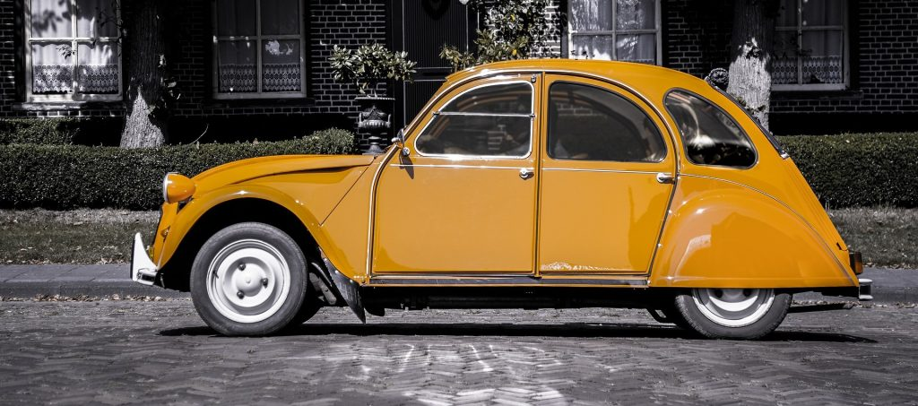 Oldtimer Beetle in Chadds Ford, Pennsylvania | Goodwill Car Donations