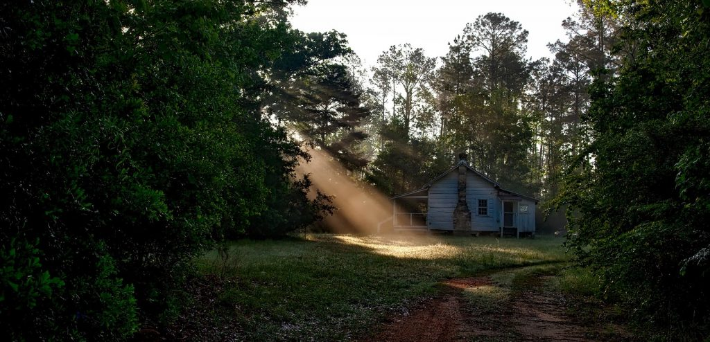 Old Cottage in the Fields of Fairhope, Alabama | Goodwill Car Donations
