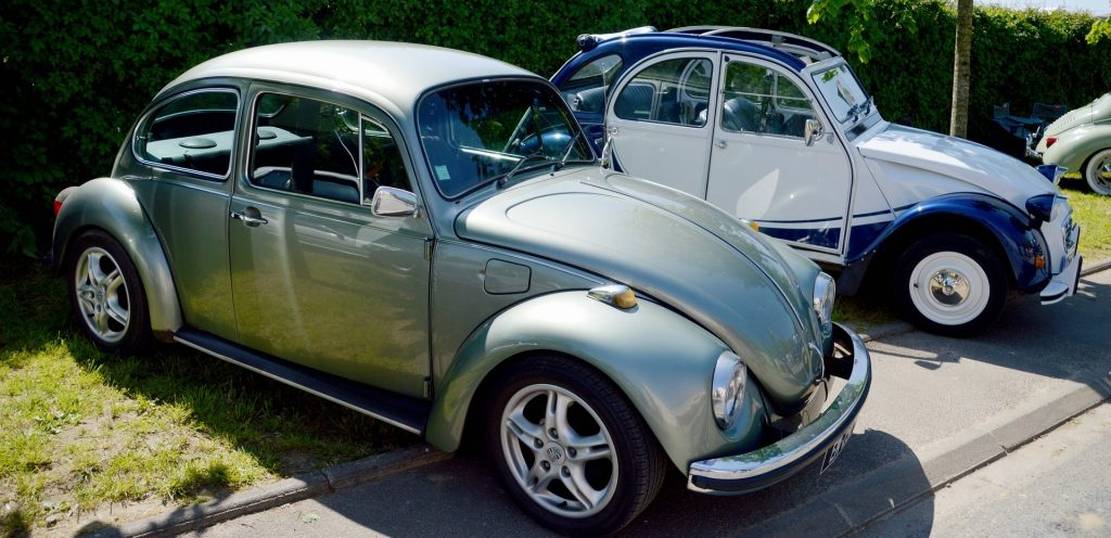 Oldtimer Beetles in Destin, Florida | Goodwill Car Donations