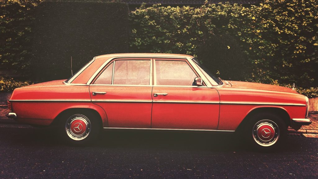 Oldtimer Car in Eastchester, New York | Goodwill Car Donations